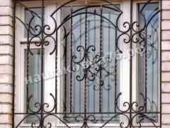 Кованые решетки на окно. фото №3