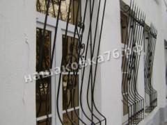 Кованые решетки на окно. фото №7
