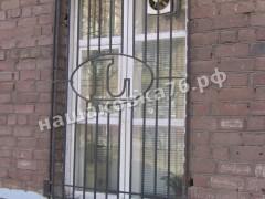 Кованые решетки на окно. фото №8