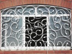 Кованые решетки на окно. фото №6