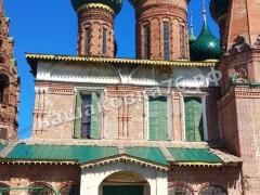 Входные двери в церковь Николы Мокрого.Ярославль. фото №5