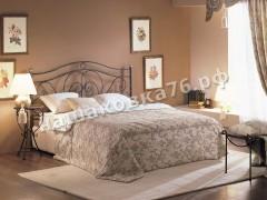 Кованая кровать. Фото №1
