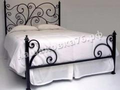 Кованая кровать. фото №4