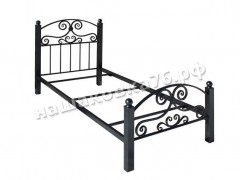Кованая кровать. фото №7