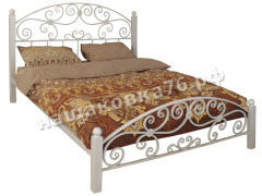 Кованая кровать. фото №8